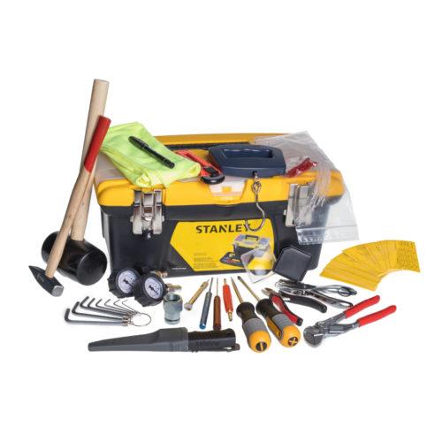 Tulekustuti tööriistad